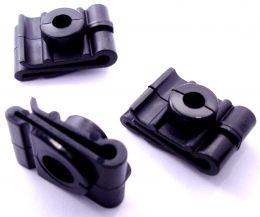 Plastic Speed Nuts, Spire Clips for Fixing Wheel Arch Lining & Splashguard