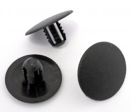Ford Plastic Button Clips- Bonnet Sound Deadening and Insulation Panels 6678518 6448410