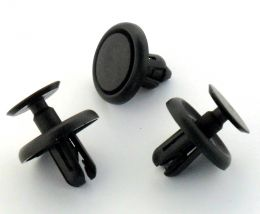 7mm Plastic Rivet Clips for Toyota Engine Bay Covers & Shields- 9046707201