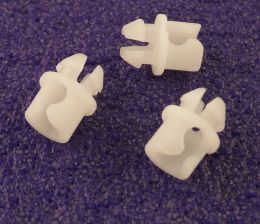 VW Door Lock Rod Connector Clips- For Front & Rear Doors on some models
