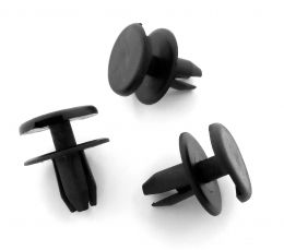 Plastic Trim Clips for Vauxhall Bumpers, Trim & Cowls- 9130754
