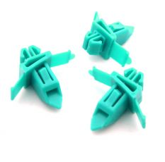 Side Moulding and Wheel Arch Trim Clips- Toyota 75491-60011