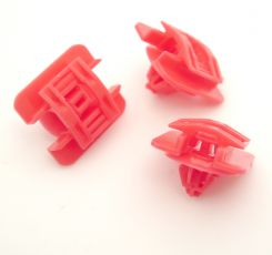 Plastic Clips for Side Moulding Trim Strips- Renault Clio Mk1 7703077363