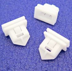 Side Skirt & Sill Moulding Cover Trim Clips- Volvo 8678010