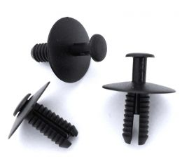 6mm Push Pin Plastic Rivet Clip, Mini 51118174185