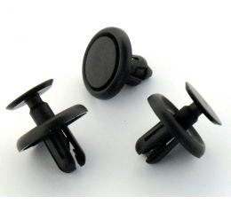 7mm Push Fit Plastic Rivet Clips for Lexus Engine Covers & Shields- 9046707201
