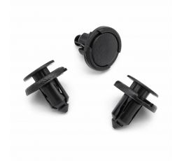 8mm Push Fit Plastic Trim Clip, Subaru 909140044