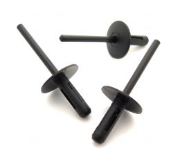 Plastic 6mm Blind Rivet / Pop Rivet, Mini Wheel Arches, Sills, Bumpers & Sideskirts 51717002953