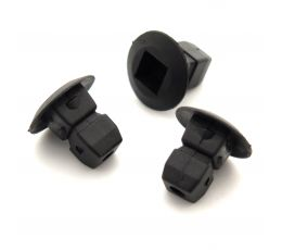 Plastic Screw Grommet for Wheel Arches, Bumpers, Side Skirts etc- Audi N90833801