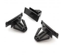 Front Bumper Trim / Grille Clips for Jeep, 6508947AA