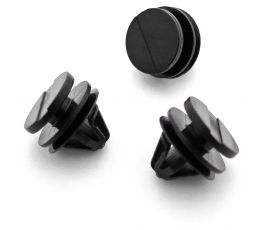 Exterior Wheel Arch Trim Moulding Clips- Mini 07130702516
