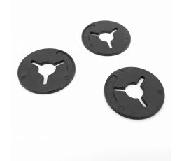 Plastic Washer for Towing / Bumper Panel Covers, VW 6N0129355
