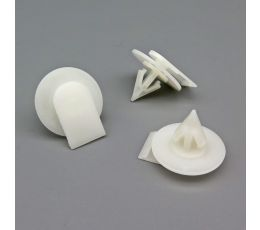 Exterior Moulding trim Clips, Mini 07137073915
