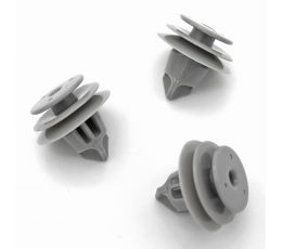 Interior Trim Panel Clips, Honda 91560-SLJ-J01
