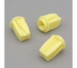 Yellow Screw Grommet Clips, Nissan 850991EA0A