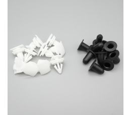Extra Long Headlining Strip Clips for After Transporter T4 T5 Roof Carpet / Insulation