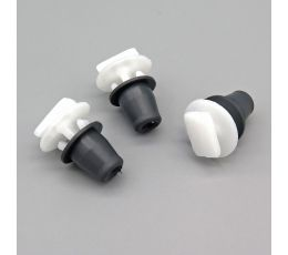 Sill & Side Skirt Moulding Clips, Vauxhall 90481595
