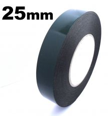 Indasa 25mm Double Sided Moulding Tape, 10m