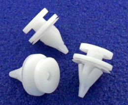 Renault Interior Door Card & Trim Panel Plastic Clips- 7703077250