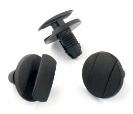 8mm Push Fit Plastic Rivet, Alfa Romeo 51834606