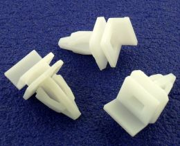 Sill Moulding / Side Skirt Mounting Clips / Fasteners - Honda 91513SM4000