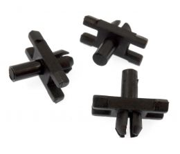 BMW Early Models Plastic Trim Clips- For Some Chrome & Plastic Mouldings- 51131804205