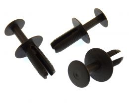 8mm Push Fit Plastic Rivet-Bumpers & Trim Panels- Mini 51127004445