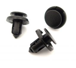 8mm Push Fit Plastic Trim Clip- Nissan 01553-09611