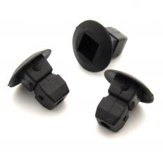 Plastic Screw Grommet for Wheel Arches, Bumpers, Side Skirts etc- Seat N90833801