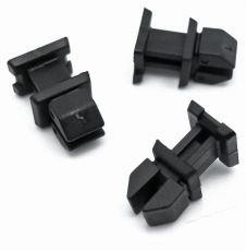 Mercedes-Benz Boot & Trunk Entrance Cover Trim Clips- A1249900792