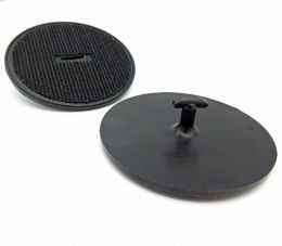 Velcro Twist Lock Floor Mat Clip for BMW Cars 07149166609