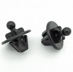 Parcel Shelf Hanger Clips for Ford Fiesta MK5 & Fusion- Ford