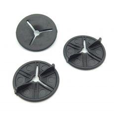 Rear Wheel Arch Lining Disc Stud Clip, Citroen 6986A8